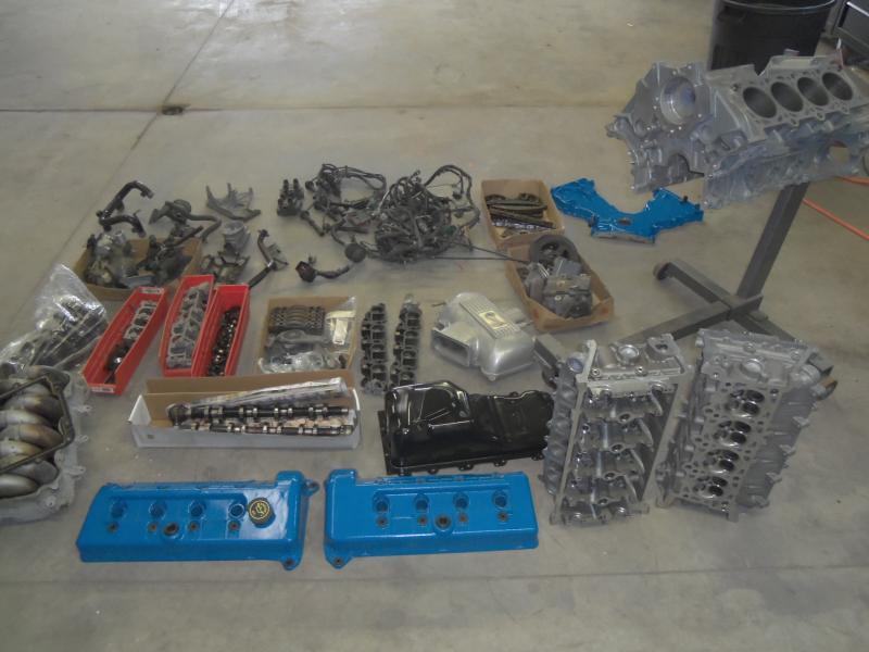 4 6l Dohc Teksid Motor 800 Obo