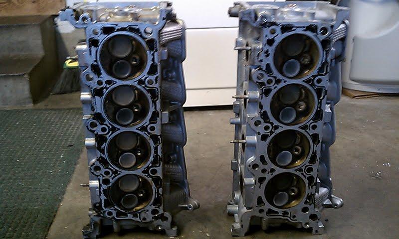 MMR 600 Shortblock / ported heads sale
