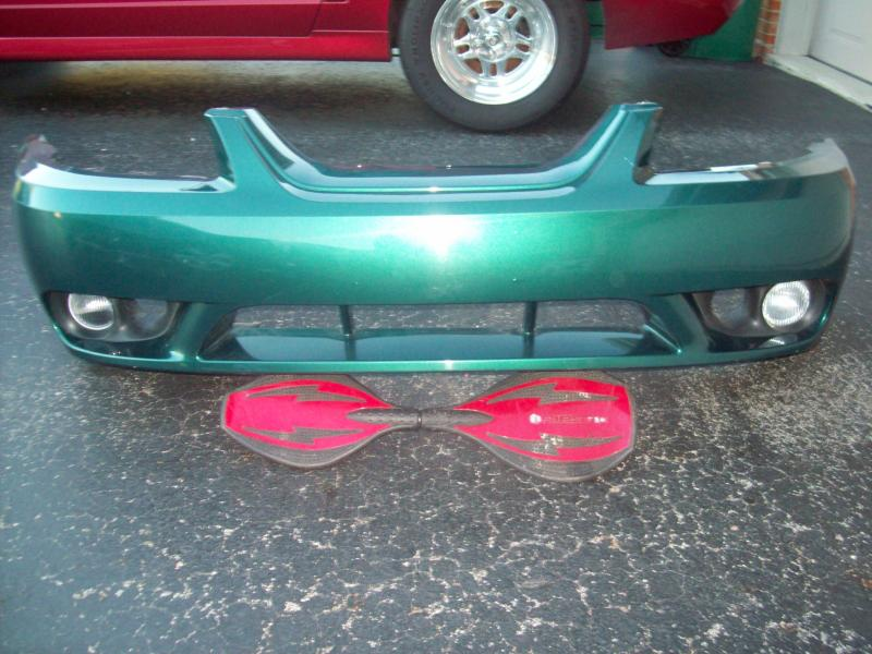 For Sale 99 01 Cobra Front Bumper W Fogs Bezels