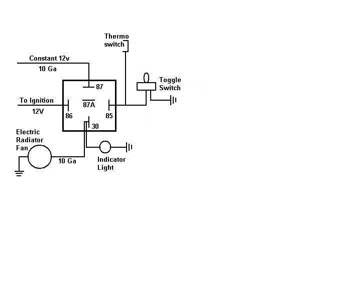 Universal radiator fan wiring name b27fanrelay2g views 7944 size 196 kb cheapraybanclubmaster Choice Image