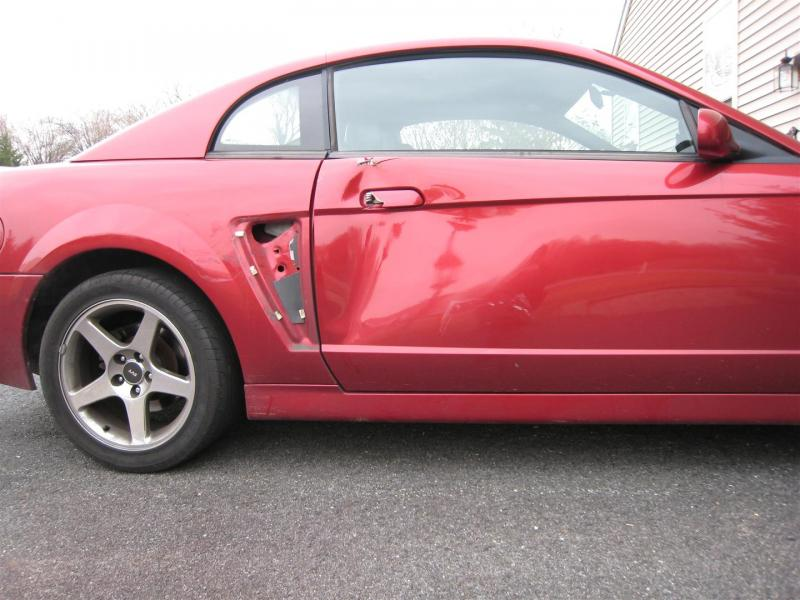 Used Mustang Parts >> Side Scoop Delete Still Available?