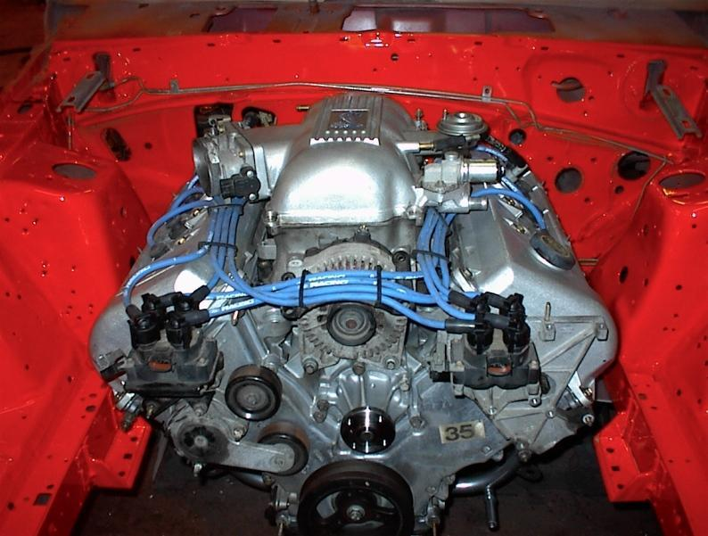 4 6 4v turbo in fox body