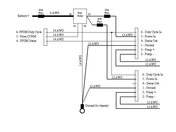 fpdm wiring diagram