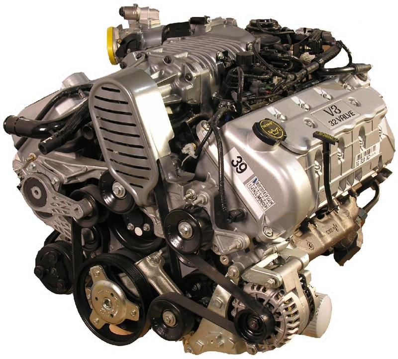Mustang Terminator Motor For Sale