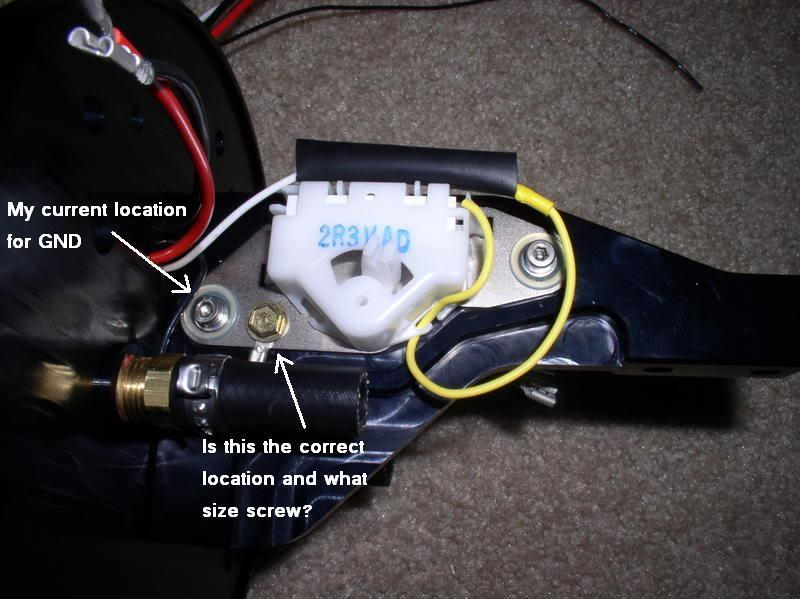 fuel level sending unit wiring attached images