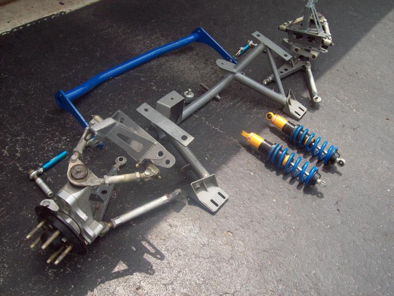 For Sale Griggs Racing 94 04 Sla Front Suspension Kit