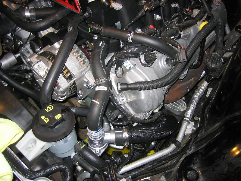 2007  Coolant Crossover