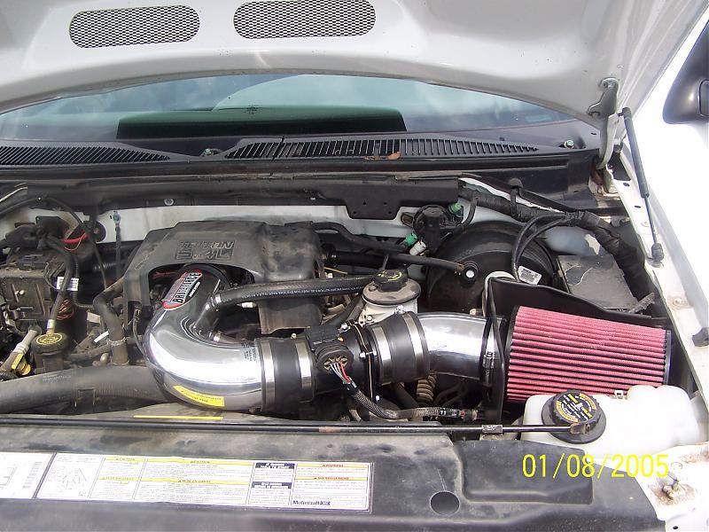 Help Need Pics Of 2002 F150 5 4l Engine Bay